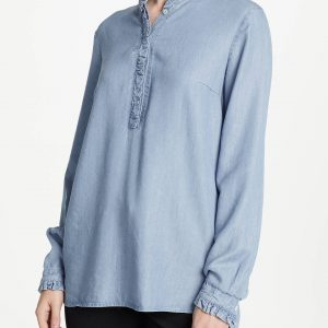 Oui Denim Ladies Boutique Shirt Tralee
