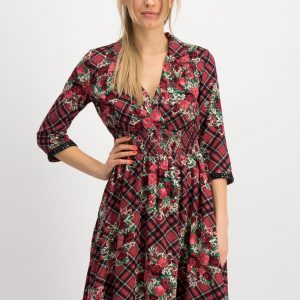 Blutsgeschwister Floral Vintage Dress Tralee Boutique