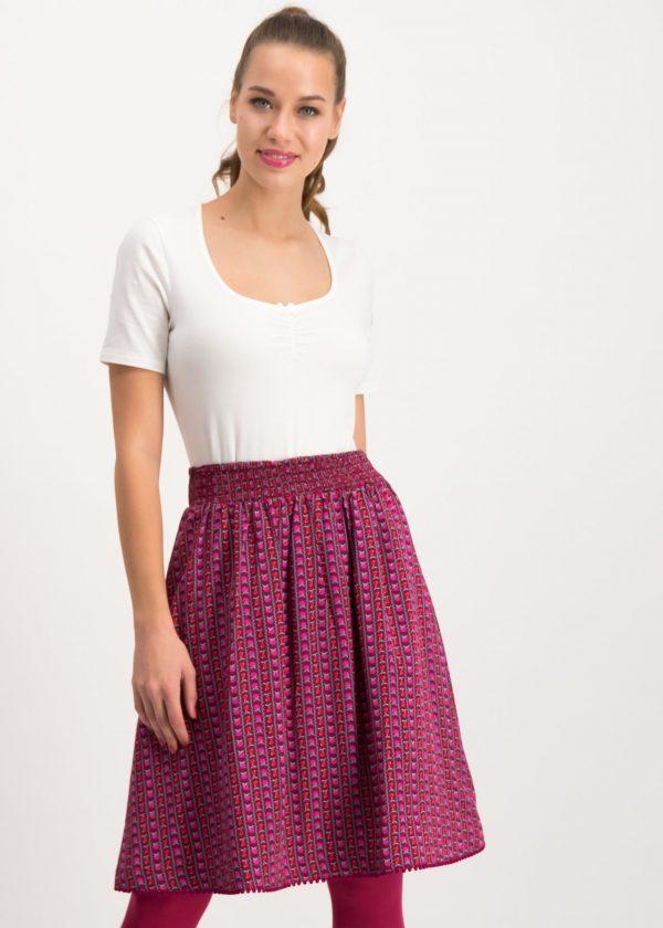Ladies pink skirt vintage