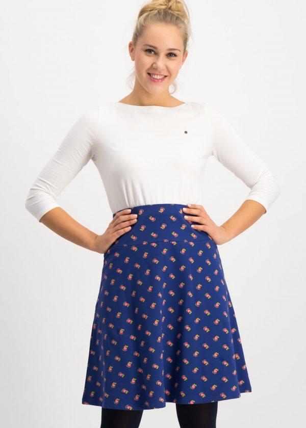 Ladies jersey skirt vintage