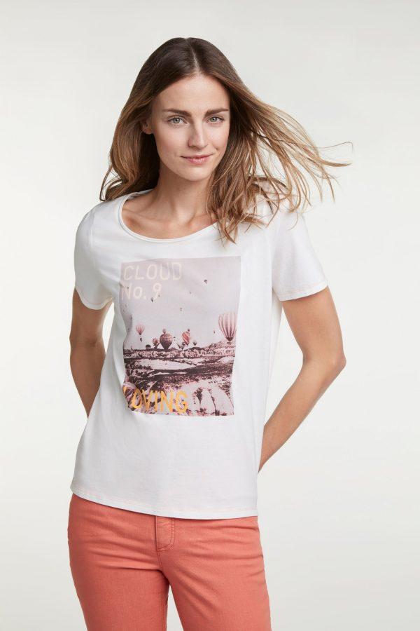 Oui Organic Cotton Shirt Boutique Tralee