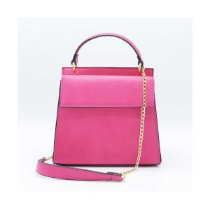 Veronica Double Sided Top Handle Bag