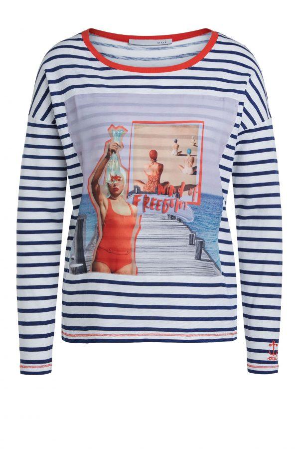 Oui Ladies T-shirt Boutique