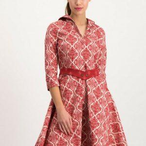 aline vintage style swing dress