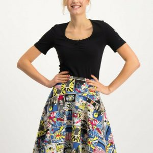 vintage style boutique skirt