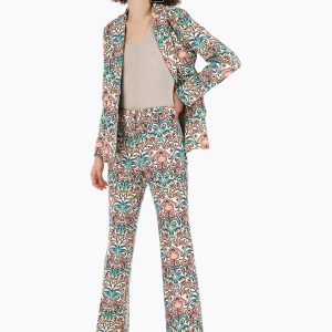 printed suit blazer Kerry
