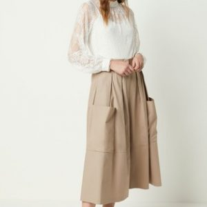 French Connection Culottes beige