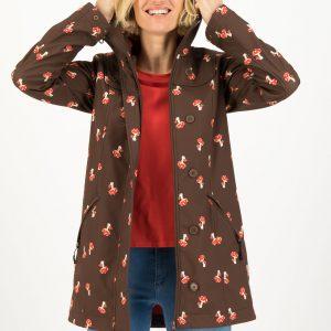 raincoat jacket brown Effigy Tralee