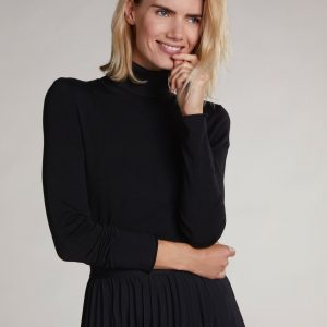 oui knit polo neck Tralee