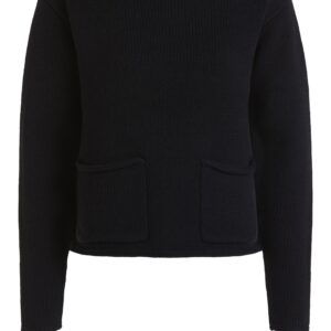 oui black jumper knit