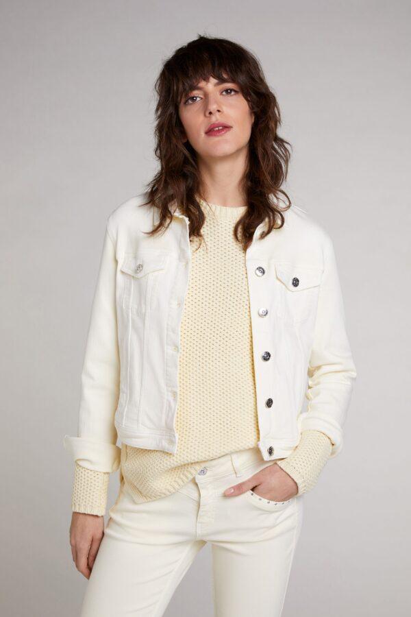 oui denim jacket
