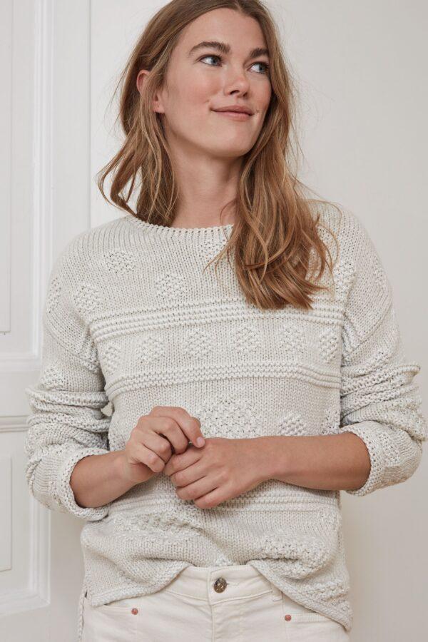 oui knit jumper top