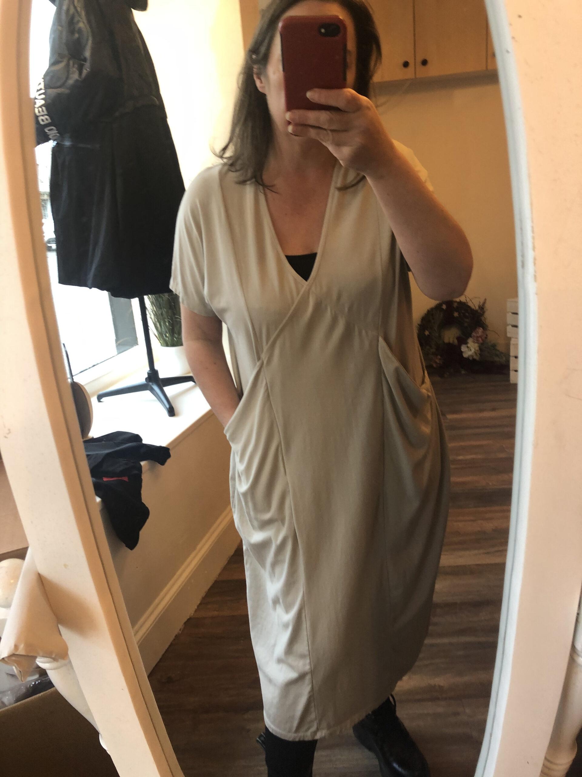 elie dress top tunic