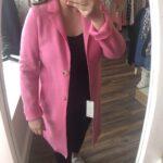 oui wool coat