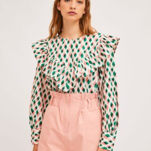 blouse dressy womens top