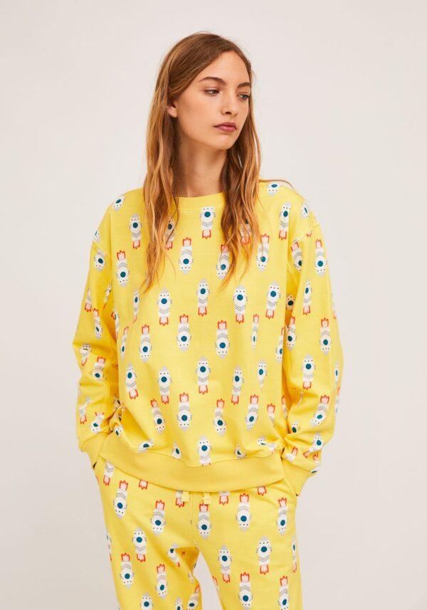 sweatshirt top Effigy Tralee