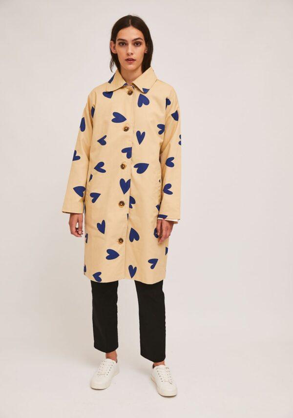 parka classic coat jacket