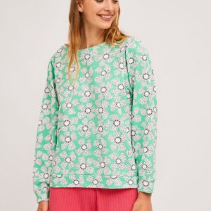 cotton sweatshirt top Effigy