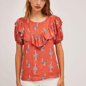 top blouse shirt Effigy