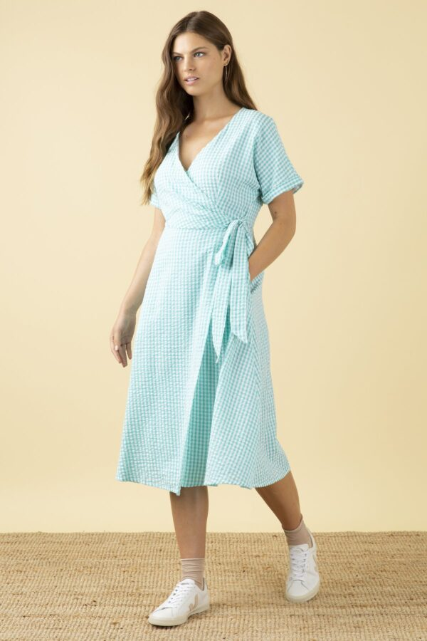 emily and fin jenna dress
