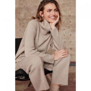 oui knit trousers